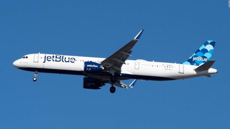 شركة طيران جيت بلو تطرد زوجين بسبب رفضهم ارتداء الأقنعة مما أدى إلى توبيخ الموظفين