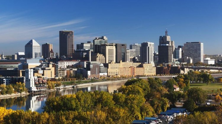مينيسوتا من قائمة أفضل الأماكن للعيش فيها في الولايات المتحدة